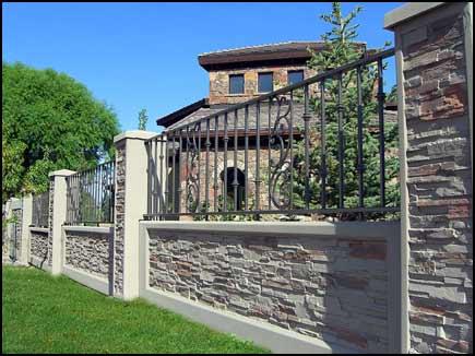 Garduri de Beton, Garduri de Lemn, Garduri din Fier, Pret Gard